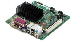 Материнская плата D2700MUD Intel Atom D2700 NM10 DDR3 mini-ITX SATA Audio+Lan+VG..