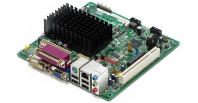 Материнская плата D2700MUD Intel Atom D2700 NM10 DDR3 mini-ITX SATA Audio+Lan+VGA+DVI-D