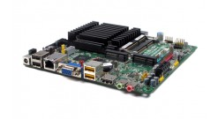 Материнская плата DN2800MT Intel Atom N2800 NM10 DDR3 mini-ITX SATA Audio+Lan+VG..