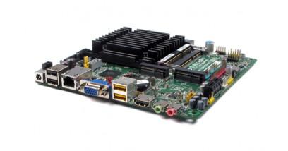 Материнская плата DN2800MT Intel Atom N2800 NM10 DDR3 mini-ITX SATA Audio+Lan+VGA+HDMI+LVDS