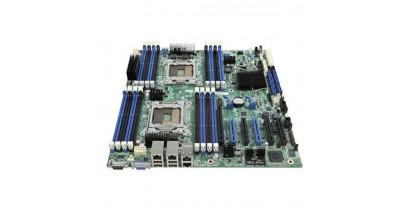 Материнская плата Intel S2600CP4 S2011 Xeon E5-2600(v2), 16 x DDR3 ECC UDIMM/RDIMM/LRDIMM