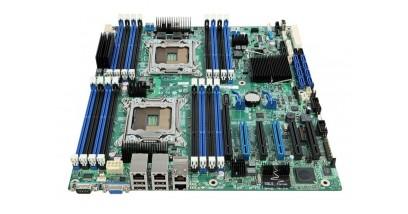Материнская плата Intel S2600CP2 S2011 CANOE PASS DBS2600CP2 916040 INTEL Chipset-Intel C602