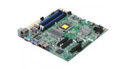 Материнская плата Supermicro MBD-X9SCL-F-O Intel S1155 2.0/VGA/2Glan/mATX Box..