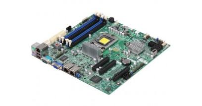 Материнская плата Supermicro MBD-X9SCL-F-O Intel S1155 2.0/VGA/2Glan/mATX Box