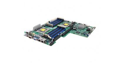 Материнская плата Supermicro MBD-X9DBU-IF-O S1356(B2) - Proprietary UIO,2xLGA1356, Intel®C602,12xDDR3, 10xSATA,2xGb