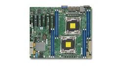 Материнская плата Supermicro MBD-X10DRL-I-O S2011Intel, E5-2600v3, C612, 8xDDR4, 10xSATA3, RAID i210, 2хGgbEth, IPMI
