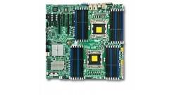 Материнская плата Supermicro MBD-X9DR7-TF+O,Intel S2011, C602J, 24xDIMM (up to 768GB RDIMM/128GB UDIMM)