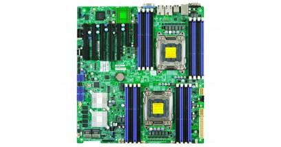 Материнская плата Supermicro MBD-X9DRH-7TF,Intel S2011, C602, Xeon E5-2600, E-ATX 12''x13''