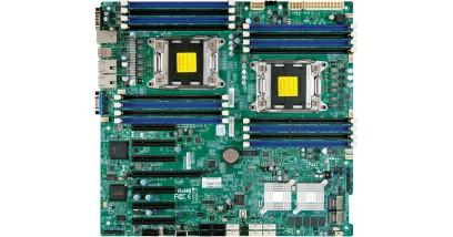 Материнская плата Supermicro MBD-X9DRH-IF-O,Intel S2011 C602, Xeon, E5-2600, E-ATX 12''x13''