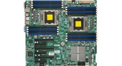 Материнская плата Supermicro MBD-X9DRI-F-O; S2011 Intel; E-ATX, 16 DIMM slots (512GB DDR3),