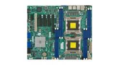 Материнская плата Supermicro MBD-X9DRL-IF-O; Intel S2011 Dual Socket R (s2011); ATX, 8 DIMM slots (256GB DDR3), 2