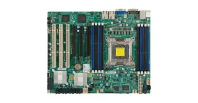 Материнская плата Supermicro MBD X9SRI-3F-O S 2011 Chipset-Intel C606/ CPU's-Xeon DP
