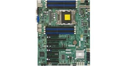 Материнская плата Supermicro MBD-X9SRL-F-O Xeon 1xLGA2011/iC602/8xDDR3/6xSATA/2xPCI-E x16VGA/IPMI/2x1Gb/ATX BOX