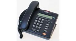 Системный цифровой телефон Nortel M3902 Basic Charcoal Phase 2 (NTJN10AA/NTMN32KC70E6)