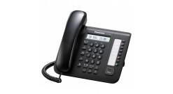 Системный телефон Panasonic KX-DT521RU-B черный