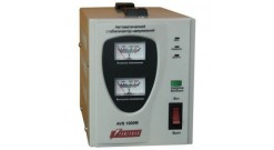 Стабилизатор напряжения Powerman AVS 1000M (вх.140-260 В, вых.220 В ± 8%, 1000ВА..