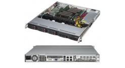 """Система охлаждения Supermicro MCP-310-19015-0N ACC Mylar Air Shroud for SC813M/113M (DP X10/X11 12""""""""x10"""""""" MB)"""