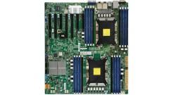 Материнская плата Supermicro MBD-X11DPH-TQ-O, Dual SKT, Intel C628 Chipset, SATA..