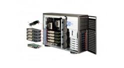 Система охлаждения Supermicro MCP-320-74701-0N-KIT SC747B X10 Passive GPU Kit