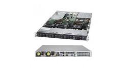 "Серверная платформа Supermicro SYS-1028U-TNRTP+ 1U 2xLGA2011 Intel C612, 24xDDR4, 10x2.5"""" drive, 2x750W (Complete Only"