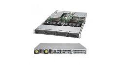 """Серверная платформа Supermicro SYS-6018U-TRTP+ 1U 2xLGA2011 24xDDR4, 4x3.5""""""""HDD, 2x10GbE, IPMI 2x750W (Complete Only)"""