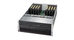 "Серверная платформа Supermicro SYS-4029GP-TRT2 4U 2xLGA3647, Intel C622, 24xDDR4, 24x2.5""""HDD, 2x10GbE, IPMI 4x2000W"