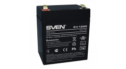 Sven SV1250 (12V 5Ah) батарея аккумуляторная..