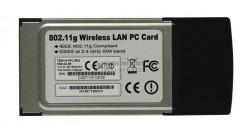 Сетевой адаптор TRENDnet  Wireless CardBus PC Card (802.11b/g, 108Mbps, 2.4GHz)..