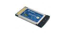 Сетевой адаптор TRENDnet  Wireless N-Draft CardBus PC Card (802.11n/b/g, 300Mbps..