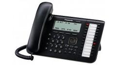 Телефон IP Panasonic KX-NT546RU-B черный..