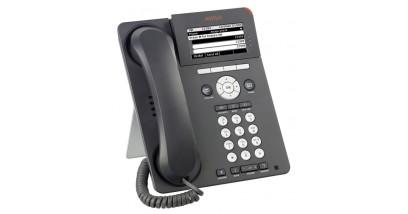 Телефон Avaya /коммутатор IP PHONE 9620L CHARCOAL GRY