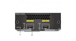 Модуль Huawei ES5D21X02S01 (03022RMH) 2x10Gig SFP+ used in S5720EI series..