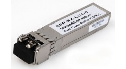 Трансивер ZyXEL SFP-SX 850nm pluggable GbE optic LC connector up to 300 meters o..