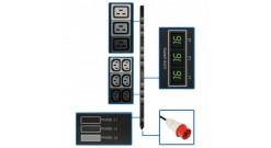 Tripp Lite PDU3XMV6G20 3-фазный PDU с измерителем, мощностью 11,5 кВт, с 45 выхо..