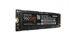 Накопитель Samsung SSD M.2 250GB Samsung 960 EVO (R3200/W1500Mb/s, TLC 3D V-NAND..
