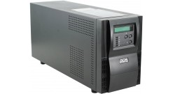 ИБП PowerCom Vanguard, On-Line, 1500VA / 1350W, Tower, Schuko, LCD, Serial+USB, ..