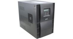 ИБП PowerCom Vanguard, On-Line, 3000VA / 2700W, Tower, Schuko, LCD, Serial+USB, ..