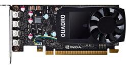 Видеокарта Dell NVIDIA Quadro P620, 2GB, 4 mDP, FH, (Precision )(Customer KIT)..