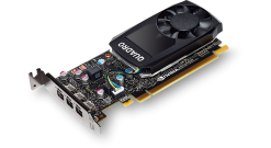 Видеокарта HP Graphics Card NVIDIA Quadro P4000, 8GB, (1ME40AA) Z240 Tower, Z440..