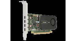 Видеокарта HP NVIDIA QUADRO 510, 2GB, 4хMini DisplayPort (4xMini DisplayPort-> D..
