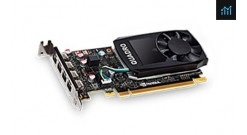 Видеокарта Lenovo ThinkStation Nvidia Quadro P600 2GB GDDR5 Mini DP*4 Graphics C..