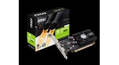 Видеокарта MSI PCI-E GT 1030 2G LP OC nVidia GeForce GT 1030 2048Mb 64bit GDDR5 ..