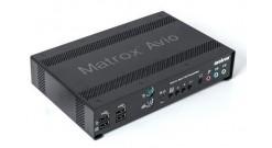 Ресивер Matrox AV-F125RXF Receiver Fiber Optic KVM Extender DUAL display support