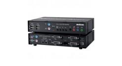 Трансмиттер Matrox AV-F125TXF - Transmitter Fiber Optic KVM Extender DUAL display support