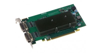 Видеокарта Matrox M9125 PCIe x16, (M9125-E512F), PCI-Ex16, 512MB, DDR2, 2xDVI-I, 2x DVI to Analog (HD15) Adapters, Max Digital Res. per Output up to 1920x1200 and 2560x1600, Max Analog Res. per Output 2048x1536, RTL