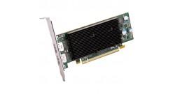 Видеокарта Matrox M9128 LP PCIe x16 (M9128-E1024LAF), PCI-Ex16, 1024MB, 2xDispla..