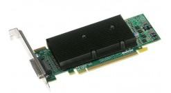Видеокарта Matrox M9140 LP PCIe x16(M9140-E512LAF), PCI-Ex16, 512MB, DDR2, Low P..