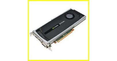 Видеокарта PCI-E Quadro 4000 2048Mb,256bit,GDDR5,2xDP,1xDVI,(VCQ4000BLK-1) PNY Oem