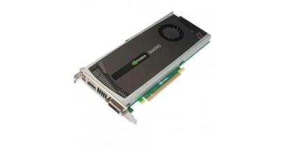 Видеокарта PCI-E Quadro 4000 2048Mb,256bit,GDDR5,2xDP,1xDVI,(VCQ4000MAC-PB) PNY