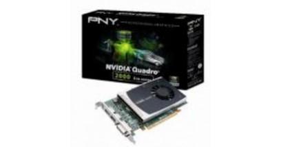 Видеокарта PNY Quadro 2000 1GB PCIE 2xDP DVI bulk 128-bit DDR5 DP to DVI-D (SL) adapter DVI-I to VGA adapter
